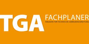VASNER Infrarotheizungen in der Fachpresse TGA technische Gebäudeausrüstung