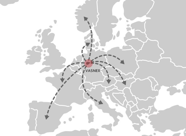 VASNER stellt Infrarotheizungen in Deutschland her