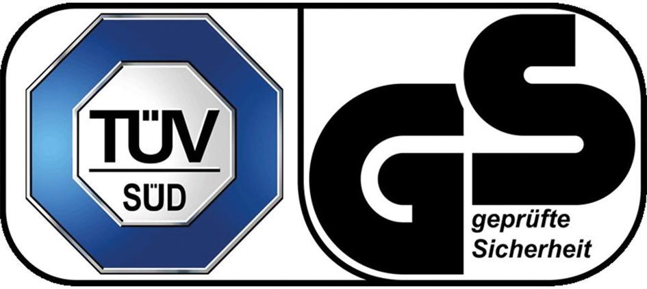 Infrarotheizung Hersteller Qualität von TÜV Süd bestätigt