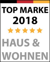"""Infrarotheizung Hersteller VASNER erhält Auszeichnung als """"Top Marke"""""""