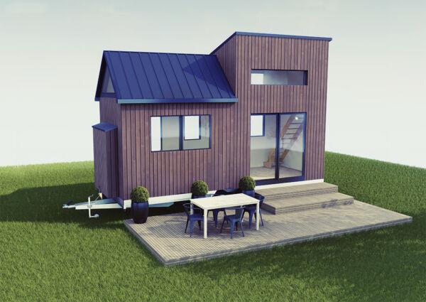 Tiny House Heizung für jeden Bauplan