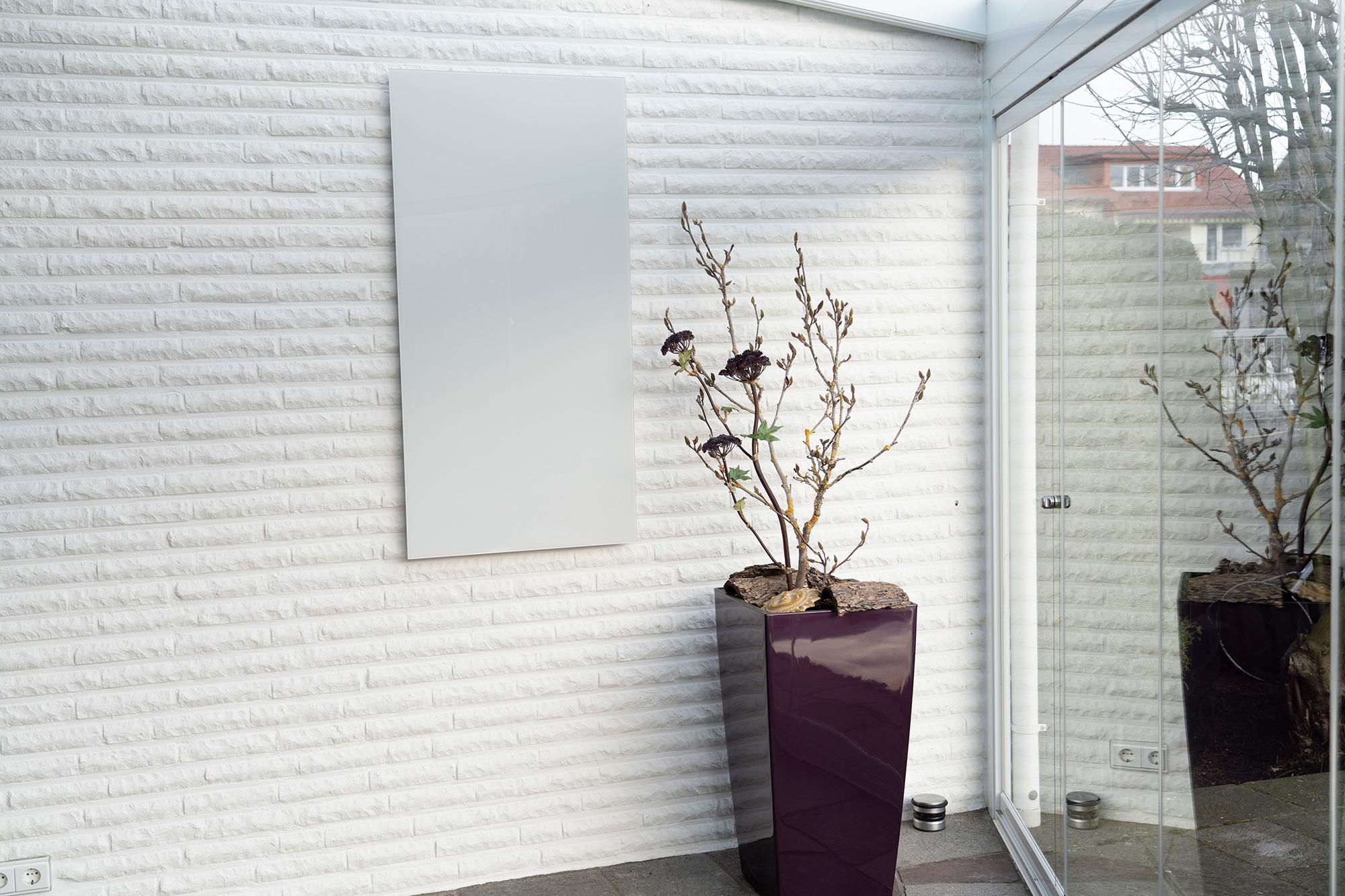 Wintergarten Infrarotheizung