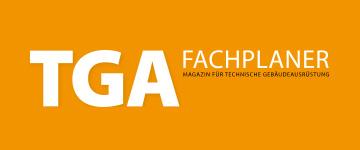 Das Fachmagazin TGA Fachplaner berichtet über die rahmenlose Infrarotheizung Tafel Citara T von VASNER.