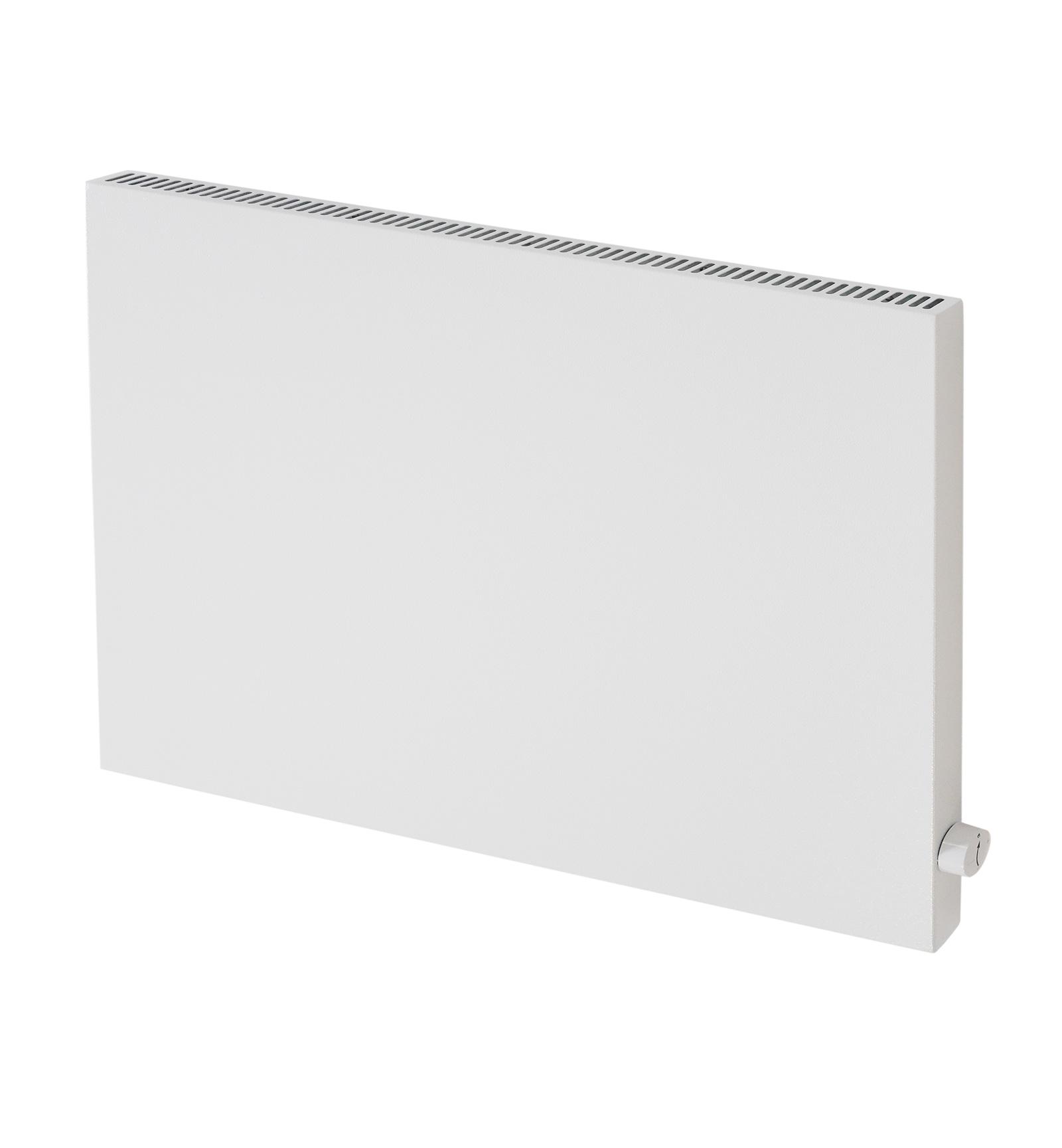 Hybrid Infrarotheizung mit Thermostat und Konvektion weiß