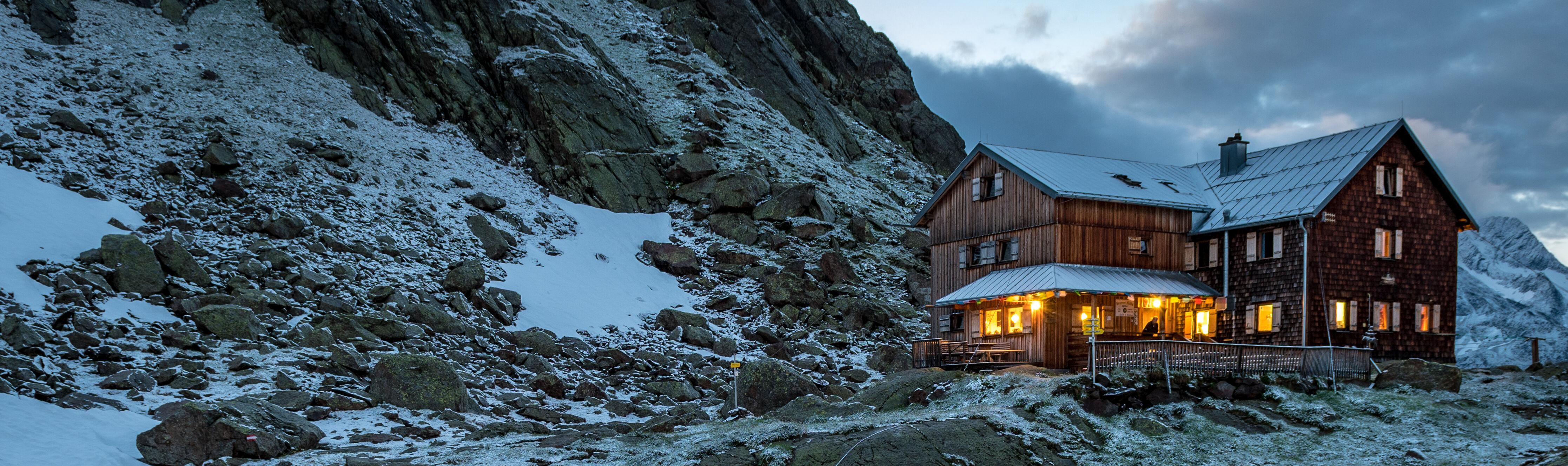 Infrarotheizung Test Berghütte Alpen Erfahrung Stromkosten