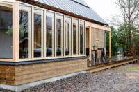 Nachwachsende Materialien und eine effiziente Passivhaus Heizung machen Circuitus 2.0 zum nachhaltigen Zuhause