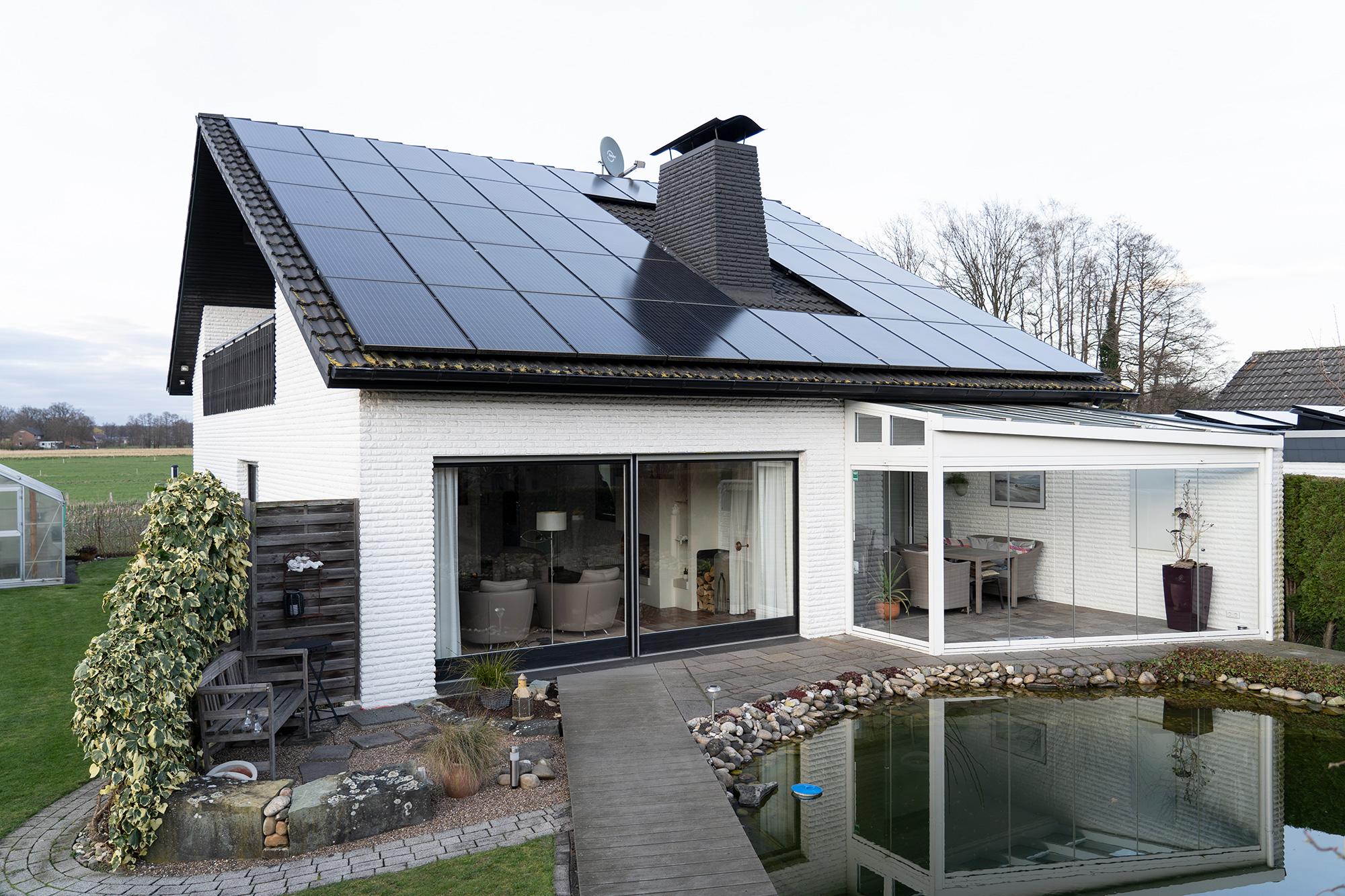 Infrarot Heizpaneele Erfahrung zu Kosten + Stromverbrauch im Einfamilienhaus