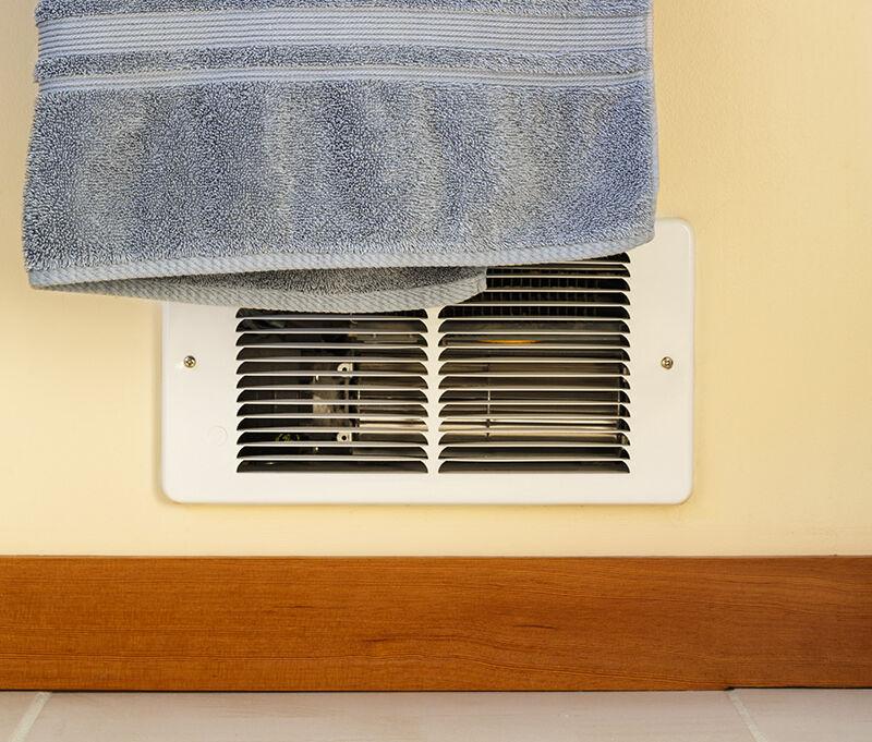 Sockelheizung versteckt verlegen Heizung Küchensockel
