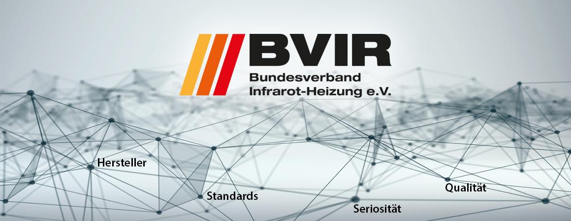 BVIR Leitfaden Infrarotheizung Qualität & Einsatz