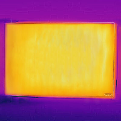 BVIR Infrarotheizung Leitfaden | Hoher Strahlungswirkungsgrad als wichtiges Qualitätskriterium