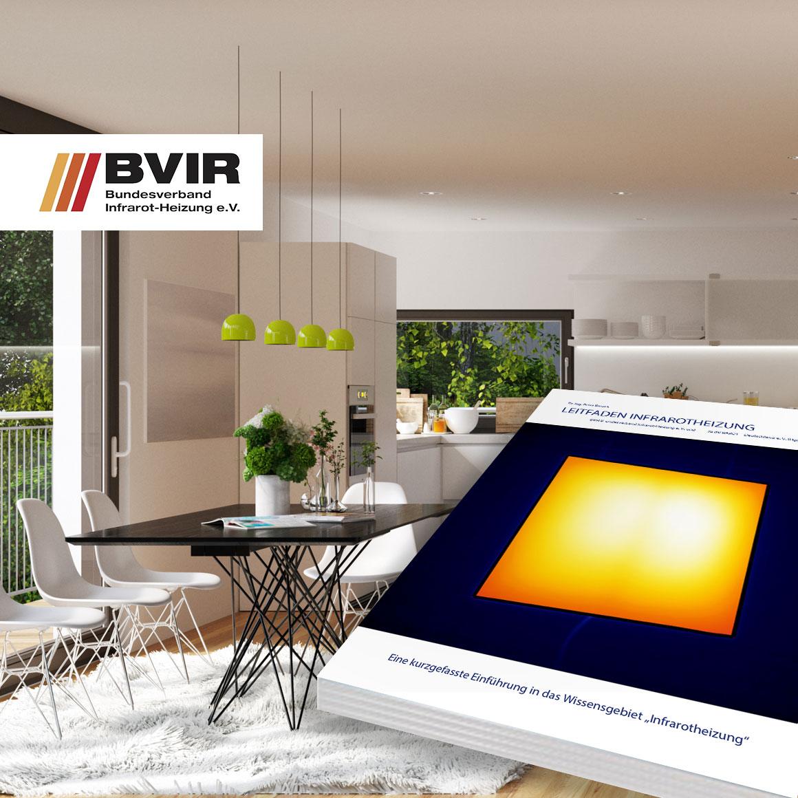 Wissenschaftliche Erkenntnisse zur Infrarotheizung BVIR