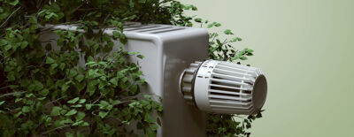 Nachhaltig heizen mit erneuerbaren Energien und Infrarot
