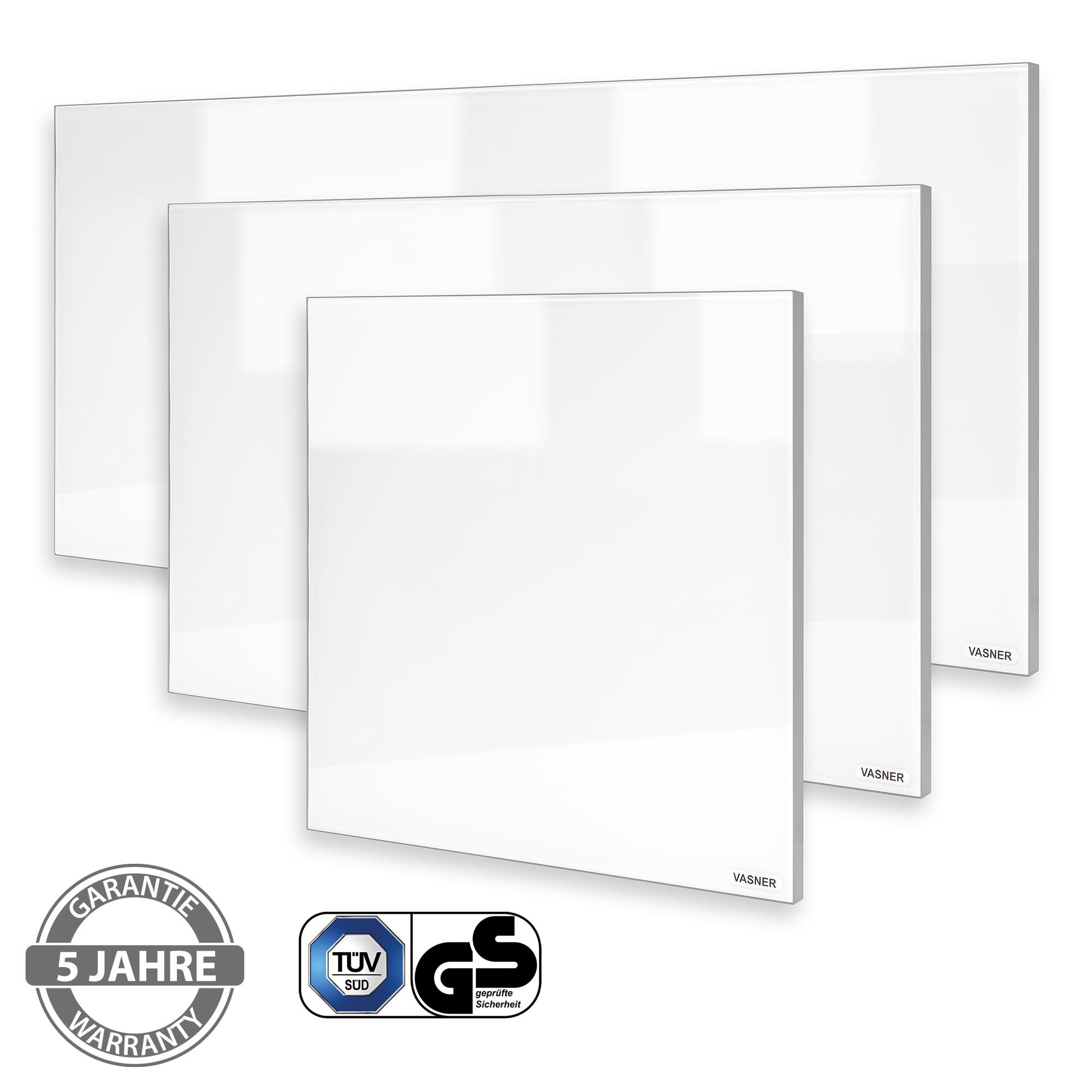 Infrarotheizung Glas 300 - 900 Watt