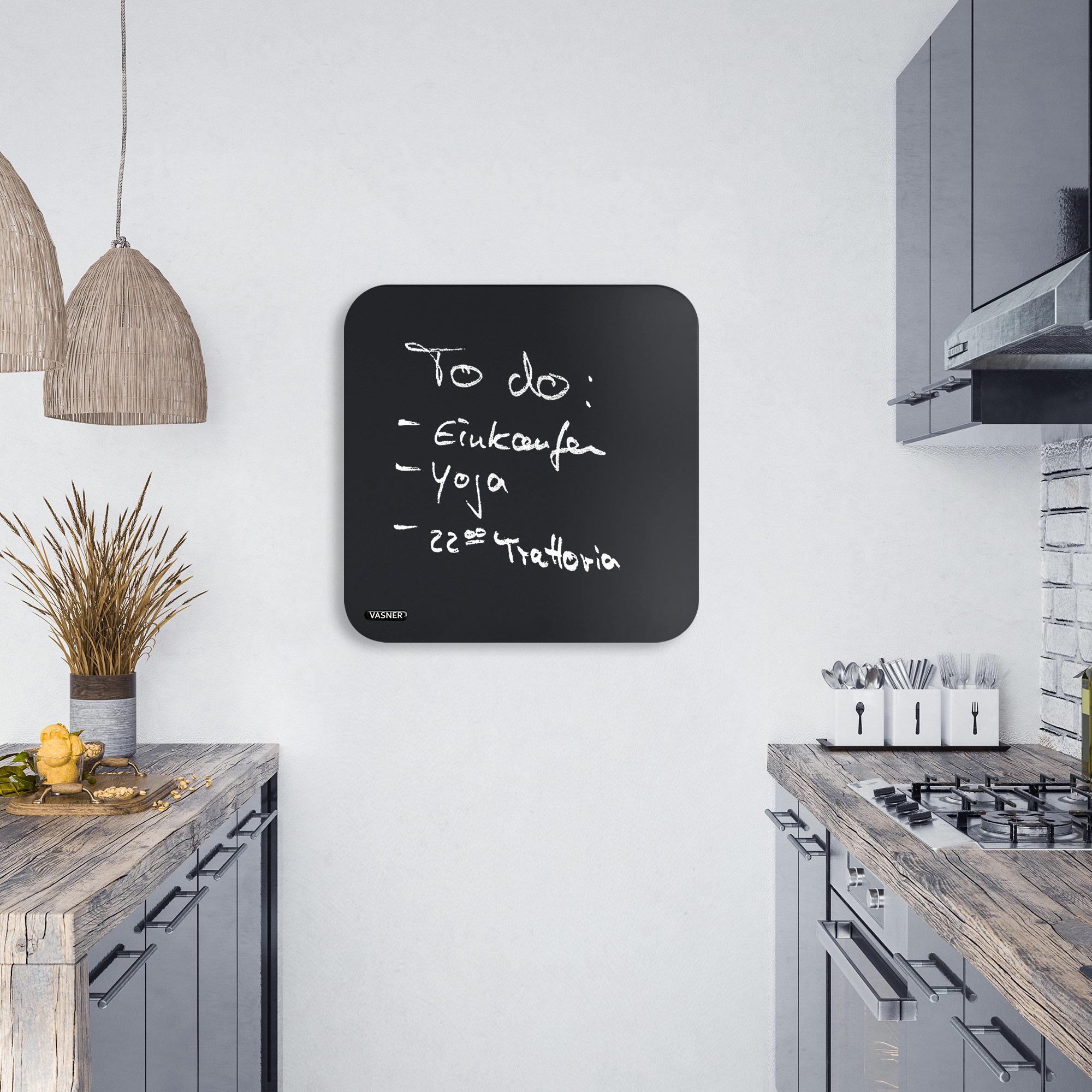 Tafelheizkörper Infrarot elektrisch für Küche, Büro. Bad