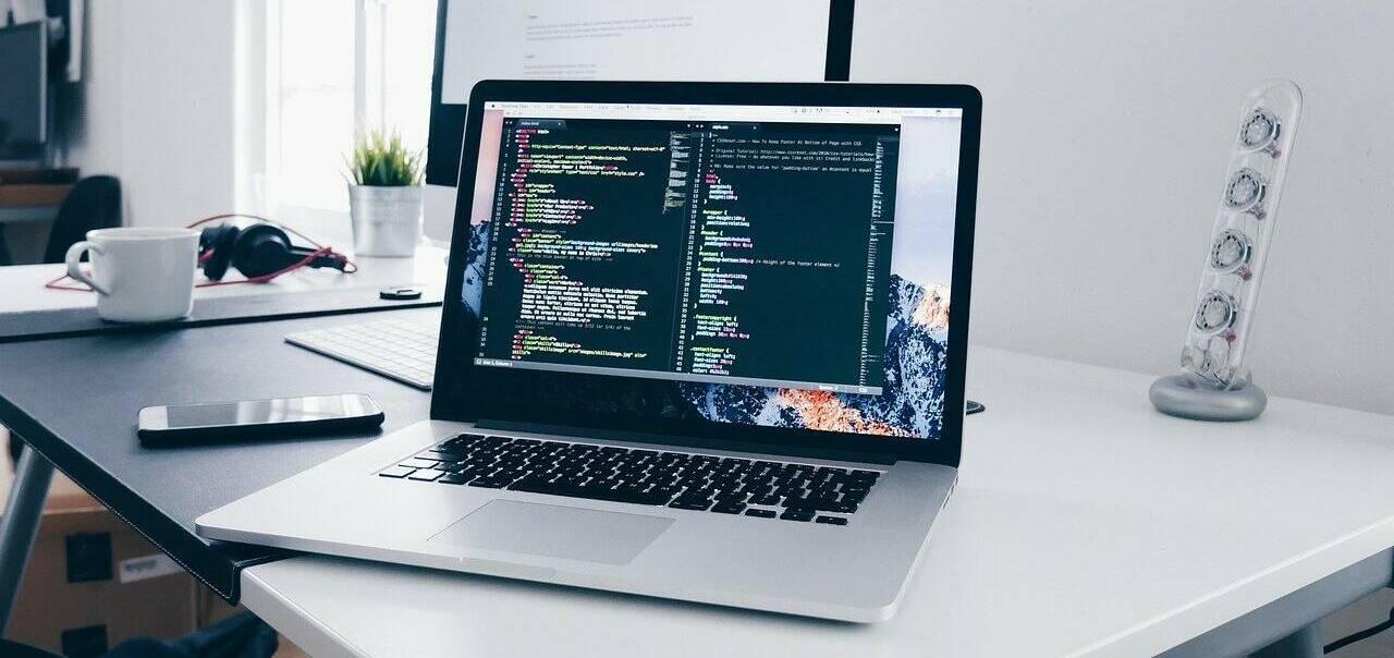 Büro der Zukunft Digitalisierung