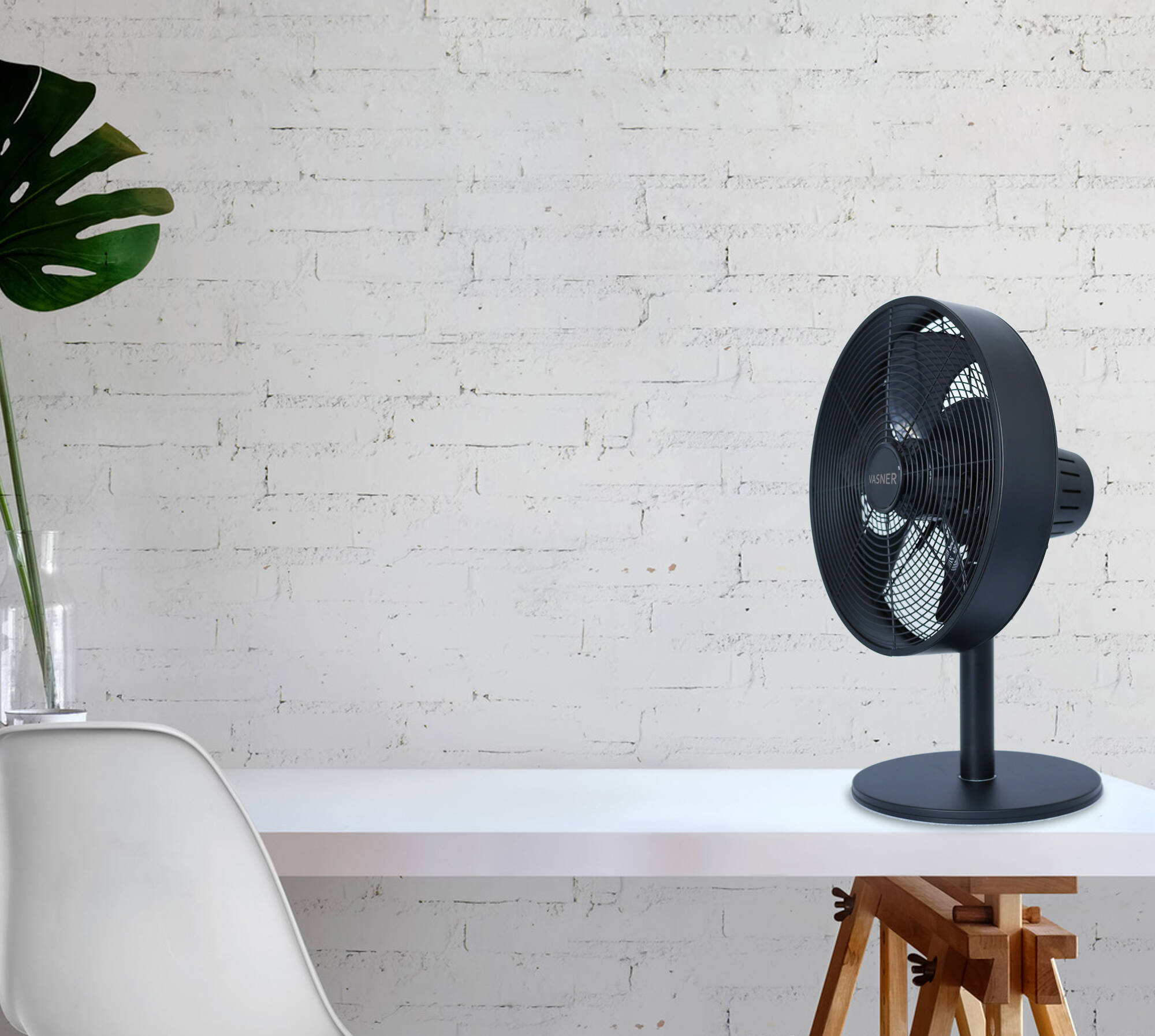 Ventilator Arbeitsplatz zu heiß
