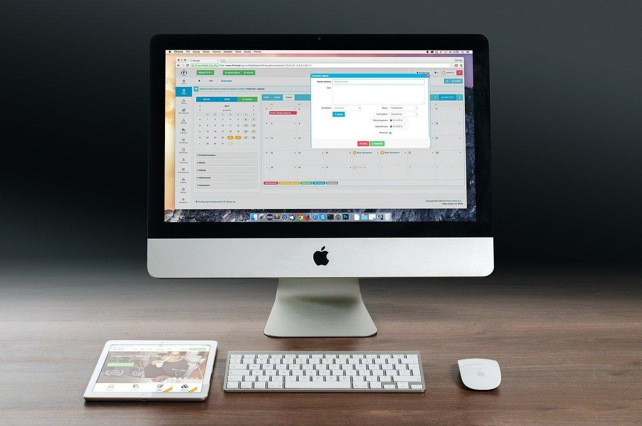 Computer Smartoffice Work